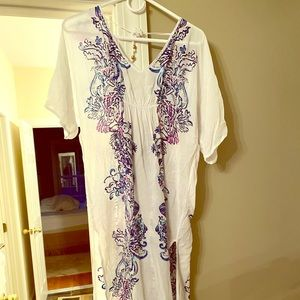 Lily Pulitzer beach coverup
